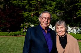 Edward and Vivian Merrin